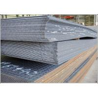 Cheap Mild Steel Diamond Plate Sheet for Non Slip Stair Treads / Checker Plate Flooring wholesale
