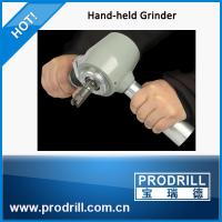 Cheap Handheld Grinding Machine for Button Bits for sale