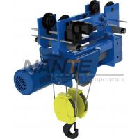 China High Effciency Steel Electric Wire Rope Hoist 2 Ton For 6-30M Lifting Height on sale