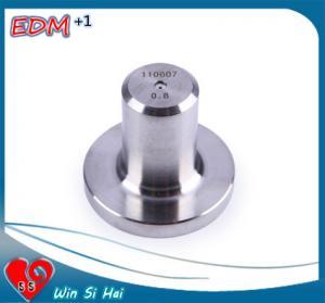 Cheap Fanuc Wire Cut EDM Wear Parts Upper Diamond Set Guide EDM Parts F125 for sale