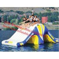 Cheap Inflaable Best Sale inflatable floating water slide adults inflatable water slide for sale