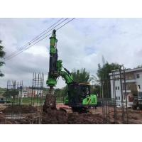 Buy cheap TYSIM KR40A Mini Hydraulic Rotary Drilling Rig Foundation Piling Equipment 40KNm Max Torque from wholesalers