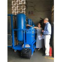 China Fully Enclosed Type Double Stage High Vacuum Insulation Oil Purification System 9000Liters/Hour on sale