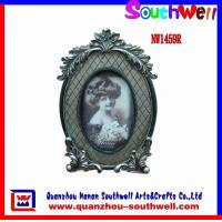 China polyresin antique photo frames on sale