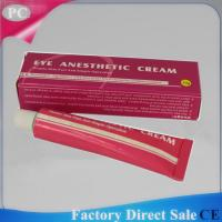 China New 10g Professional Eye Anaesthetic Numb Cream Pain Stop No Pain Cream For Eyebrow&Eyeliner Tattoo on sale