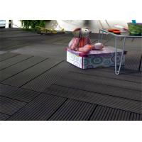 Quality Wood Plastic Composite Easy install Home-decorating DIY Decking Tiles wholesale