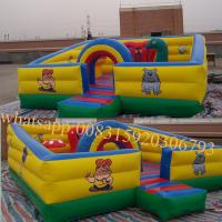 Cheap indoor inflatable playground inflatable playground on sale for sale