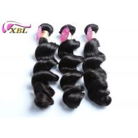 Cheap Smooth And Soft Loose Wave Brazilian Human Virgin Hair Extensions 8- 38 inch wholesale