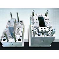 Buy cheap Communication Plastic Injection Mold Tooling Hot Runner Multi Cavity High Polished from wholesalers