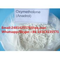 Cheap Oral Muscle Growth Anabolic Steroids Oxymetholone / Anadrol Powder CAS 434-07-1 for sale