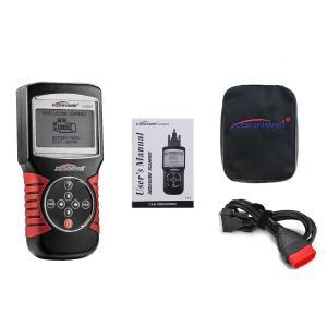 China High Speed Live Data Scanner Diagnostic Tool KONNWEI Kw820 Display Live O2 Sensor Test Data on sale