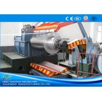 China CRC Sheet Steel Slitting Machine 25 Strips Centerline Control ISO Certification on sale