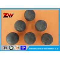 Cheap High Hardness Range of 20mm-150mm Forging Grinding Ball for Gold Mine wholesale