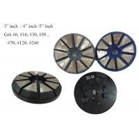 Cheap Stone Grinding Abrasive Shoes to Canada India/ Diamond Grinding disc/Diamond Grinding tools for Concrete Floor for sale
