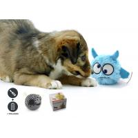 Colorful Electronic	Battery Operated Dog Toy Interactive Bouncing For Play