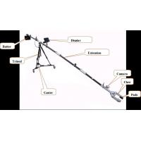 Cheap 360 Degree Claw Rotation EOD Telescopic Manipulator With LCD Screen for sale