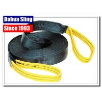 Cheap 2 12000 Lb Winch Webbing Strap With Snap Hook Appliance Moving Straps for sale