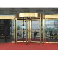 Cheap Automatic Revolving Door for hotel,hospital,office building,airport,shopping mall for sale