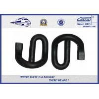 Quality ISO Diameter 18mm Black E Elastic Clips Black for Rail Fastening wholesale