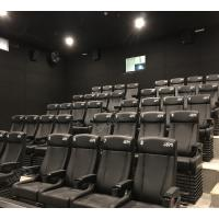 Cheap Fantastic Simulating 4D Cinema System With Physical Effect For Business Center for sale