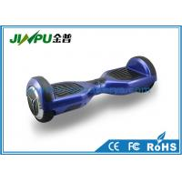 Cheap Blue Self Balancing Smart Electric Scooter 2 Wheel Boverboard Plastic for sale