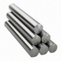 Cheap Round Bars with 8 to 320mm Diameter, Made of Stainless Steel A301/12Cr17Ni7 for sale