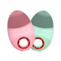 Buy cheap Waterproof Rechargeable Face Beauty Device Gentle Exfoliation Massager Facial from wholesalers