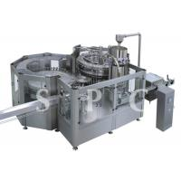 Cheap High Speed Beverage Filling Machine Glass Bottle Beer Liquid Filling Equipment for sale
