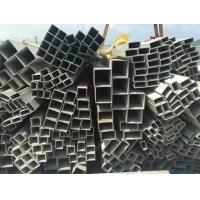 Cheap Grade 201 304 316L Square Welded Stainless Steel Pipe ASTM JIS GB EN Standard for Structure for sale