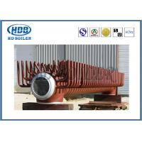 Cheap Industrial Steam Boiler Manifold Headers With Longitudinal Welded Pipe ASME Standard for sale