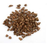 80~90g/L Density,Dark cork granules at third grade for wall tile,Good sound and heat insulation
