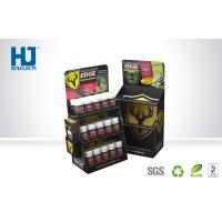 Retail Store Cardboard Pallet Display for Chewing Gum With SGS , ISO , RoHs