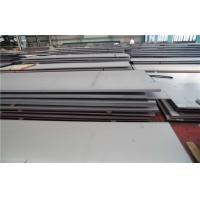 Cheap Duplex stainless steel grades astm plate material s31803 for shipbuilding for sale