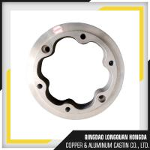 Cheap CNC Machining Aluminum Belt Pulleys / Customized Large V Belt Pulleys wholesale