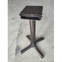 Cheap Restaurant Table bases Commercial Furniture Space Saving Cast Iron Folded Table for sale