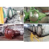 Cheap Sand Lime Fly Ash AAC Autoclave Panel High Efficiency Stable wholesale