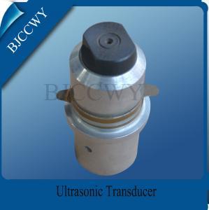 Welding Machine High Power Ultrasonic Transducer 20 KHZ 2000W