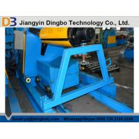 China 3 KW Hydraulic Uncoiler Roof Panel Roll Forming Machine with CNC Control System on sale