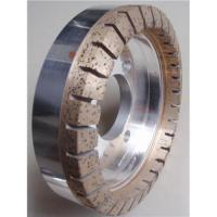 Cheap bronze bond diamond grinding wheel for sale