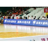 Cheap P6 High Definition football stadium advertising boards For Basketball Match wholesale