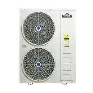 Cheap The Newest design R410A EVI DC Inverter dhw heat pump with Energy Label A++ for sale