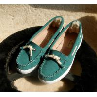 Cheap good quality factory direct selling lady casual flat doug shoes 2017, WOMEN AND MEN DOUG SHOES for sale