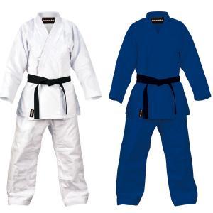 Cheap White / Blue brazilian jiu jitsu clothing BJJ Kimono with EVA Foam Collar for sale