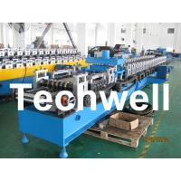 Cheap 21KW 45# Steel Sigma Profile Roll Forming Machine With 16 Steps Forming Station for sale