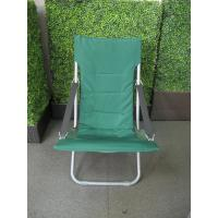 Cheap Polyester Fabric Folding Leisure Chairs for sale