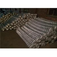 Cheap Hot Dipped Galvanized Wire Mesh Fencing Barbed Selvages Highly Security for sale