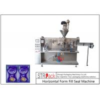 Cheap Automatic Sachet Horizontal Form Fill Seal Machine 4 Sides Sealed For Powder Products for sale