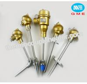 Cheap Temperature Sensor Thermocouple RTD High Temperature Assembly 0--1300C wholesale