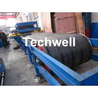 Cheap PU Insulated Sandwich Panel Forming Machine With Double Belt Drive Type , Cooling System for sale