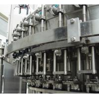 Cheap Soda Water Juice Liquid Beverage Carbonated Filling Machine for sale